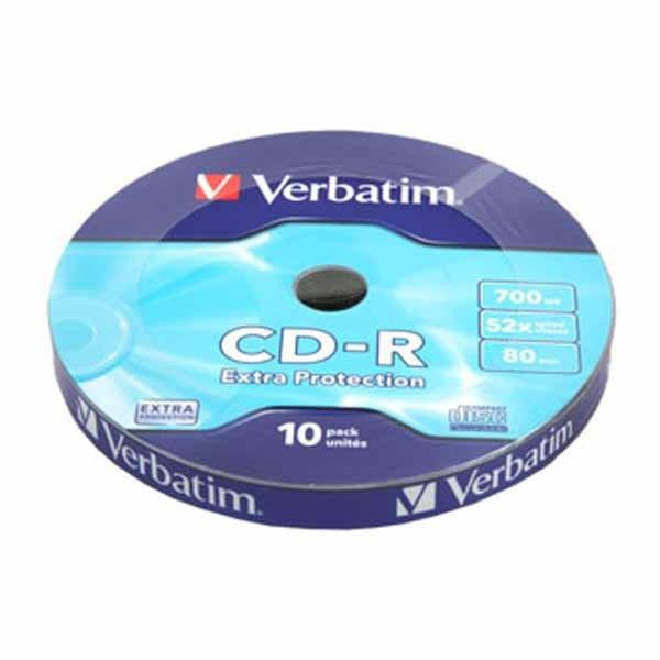 Verbatim CD-R 52x 700MB