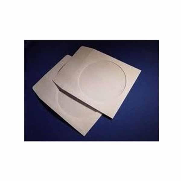Koverta bela sa prozorom