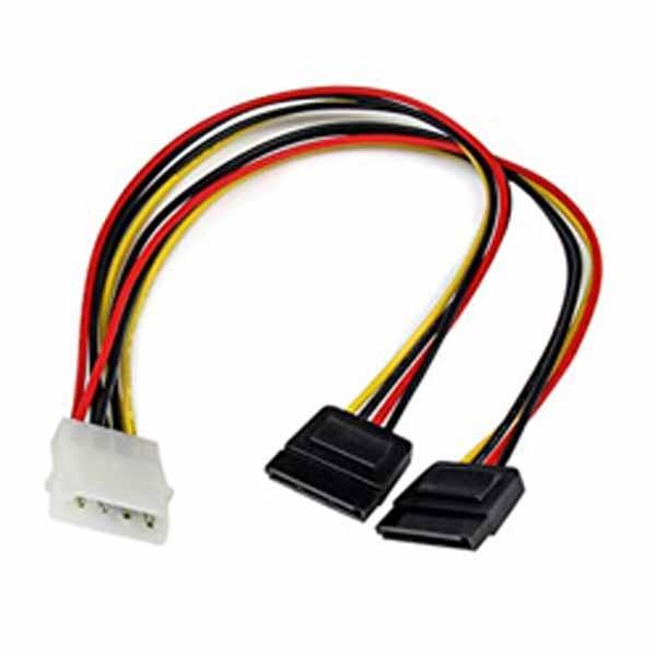 ATA to 2xSATA power cable