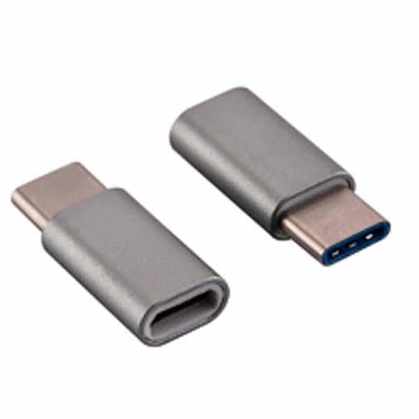 Adapter micro USB to type-C sivi