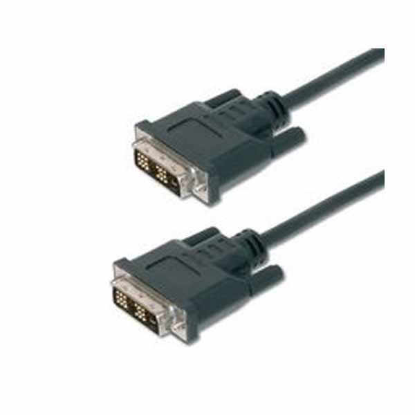 Kabl DVI-D na DVI-D M/M 1.8m