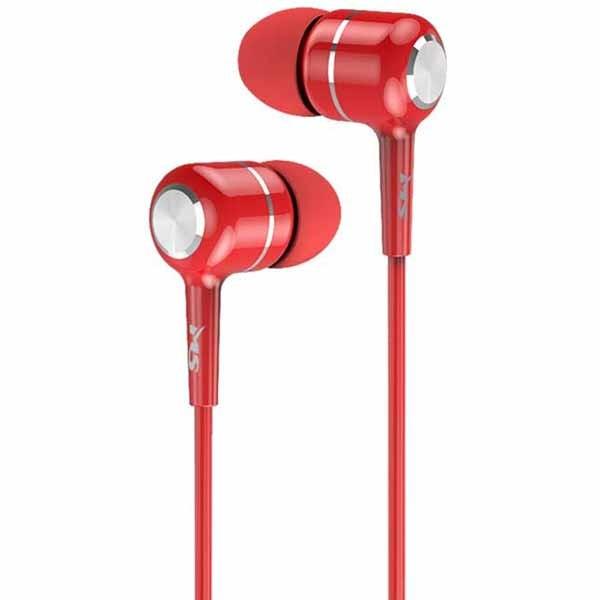 MS OASIS 2 Slušalice Red