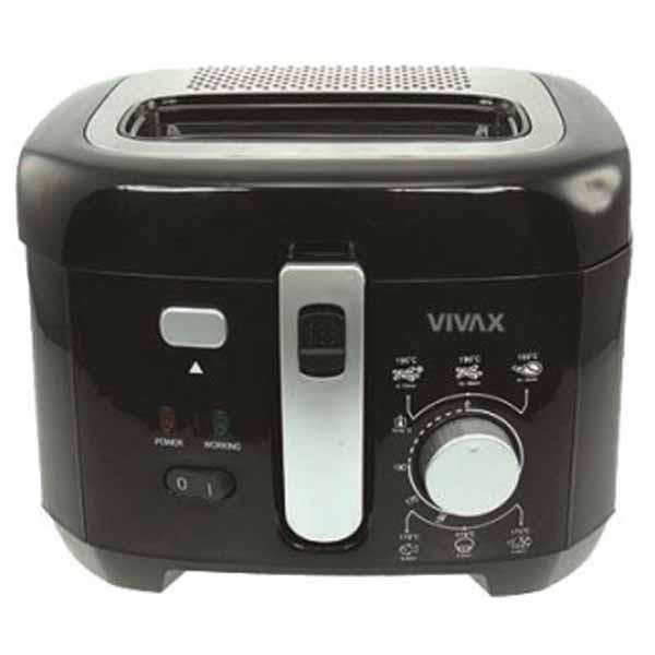 Vivax DF-1800B Friteza 2,5 l