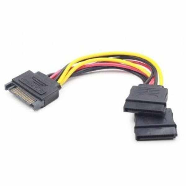 Gembird SATA power spliter