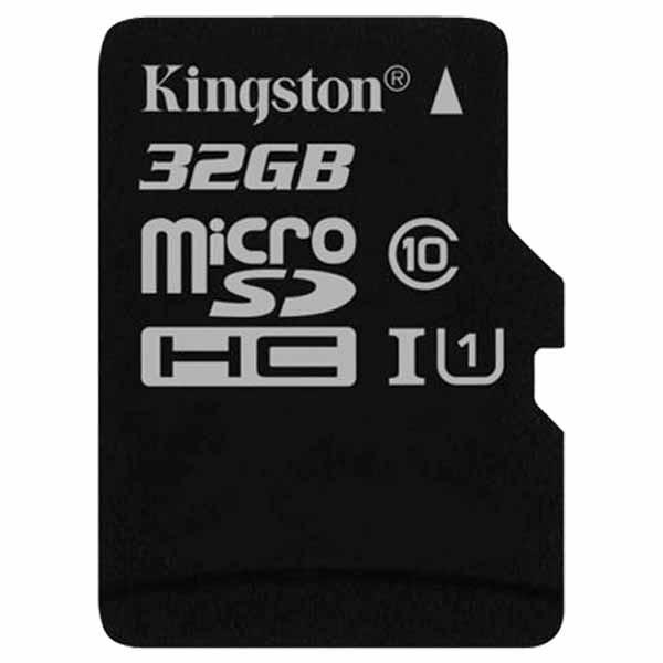 Kingston microSDHC 32GB SDCS/32GBSP