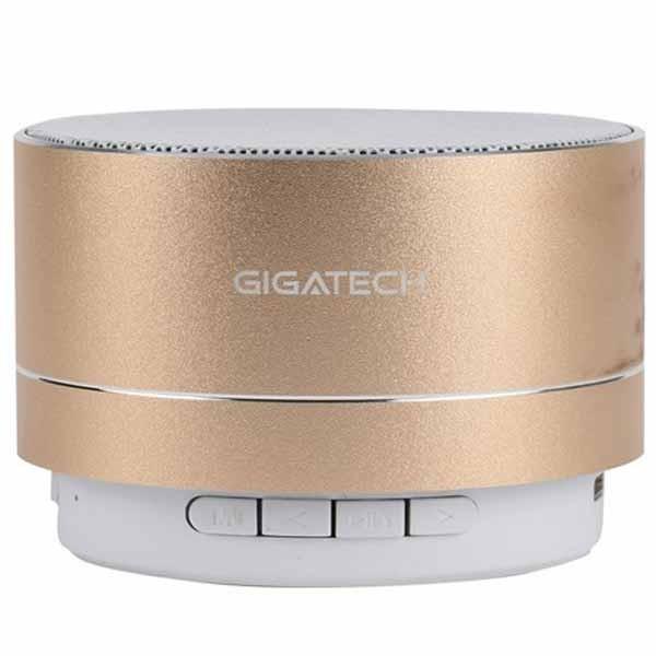 Gigatech BT797 Gold Bluetooth zvučnik