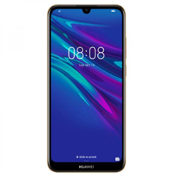 Huawei Y6 2019 Dual SIM Braon - Amber Brown