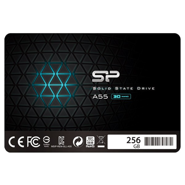 Silicon Power 256GB 2.5'' SSD A55 SATA 6