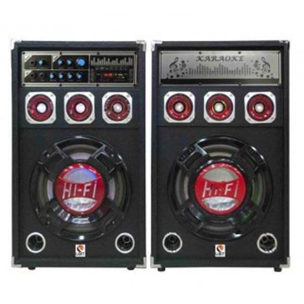 Ubit TS215 2.0 SUF/BT/2MIC Bluetooth zvučnik