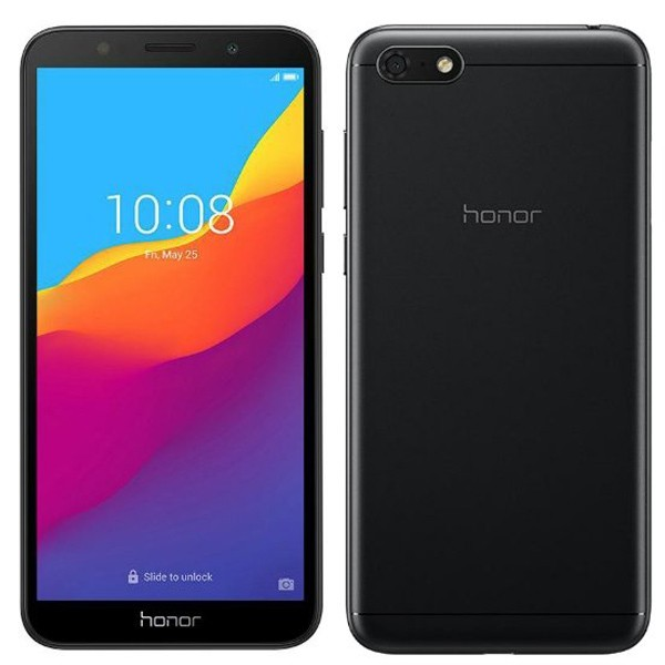 Honor 7S Dual SIM Black