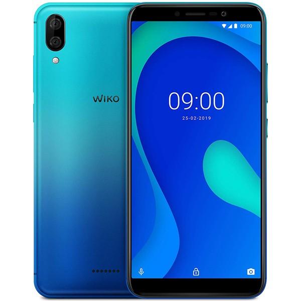 Wiko Y80 Dual SIM Bleen