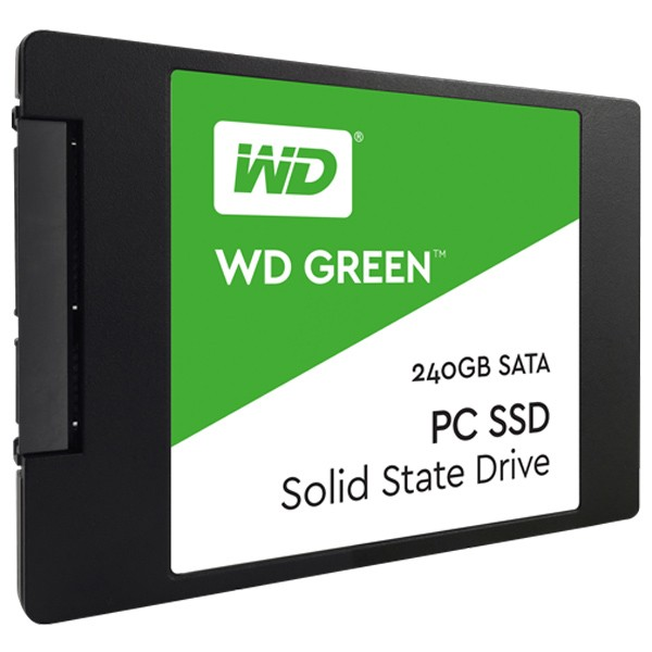 WD Green 240GB 2.5'' SSD WDS240G2G0A