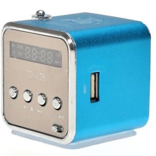 Rotech 50760 FM/USB/mSD Bluetooth zvučnik