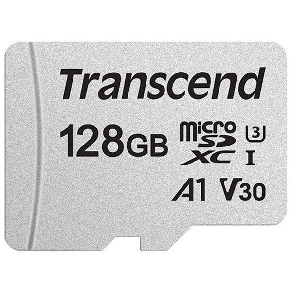 Transcend microSDXC UHS-I 128GB TS128GUSD300S