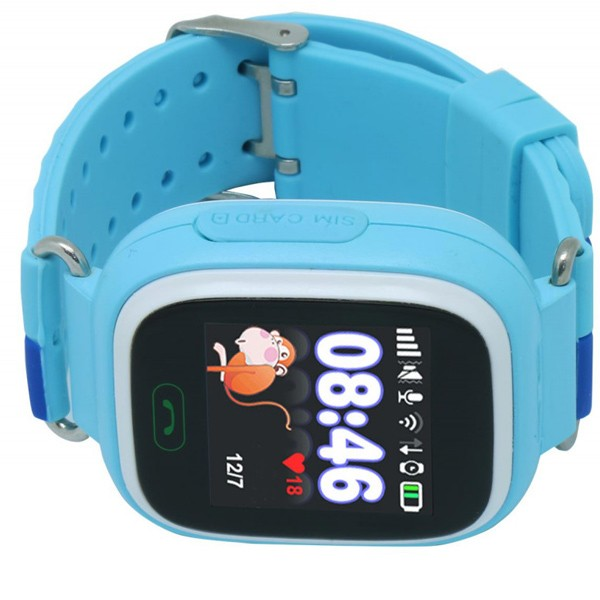 Cordys Smart Kids Watch plavi