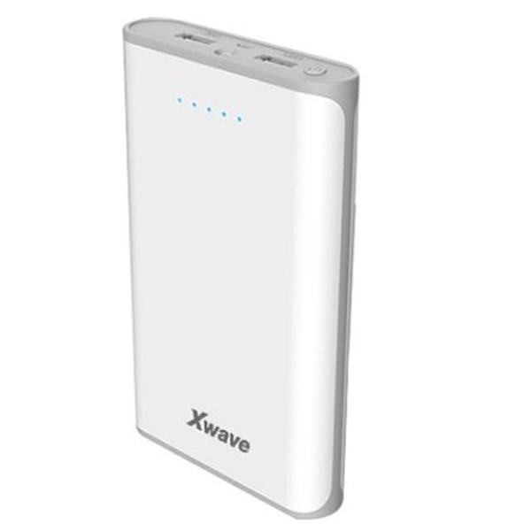 Xwave Box 80 8000 mAh Power Bank White Black