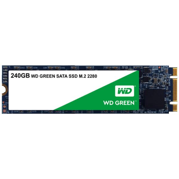 WD Green 240GB M.2 SSD WDS240G2G0B