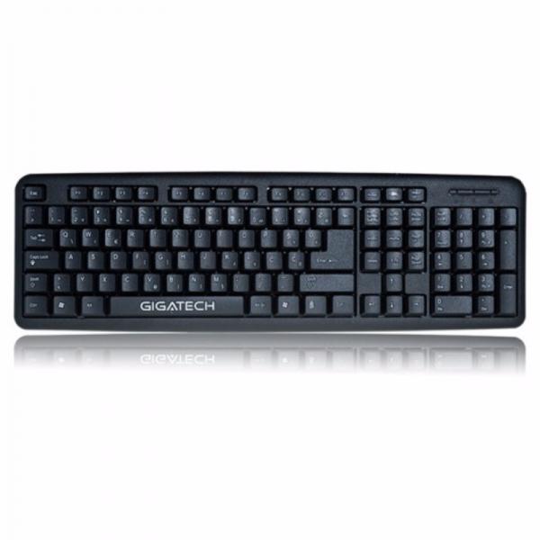 Gigatech GT-410E tastatura USB SRB