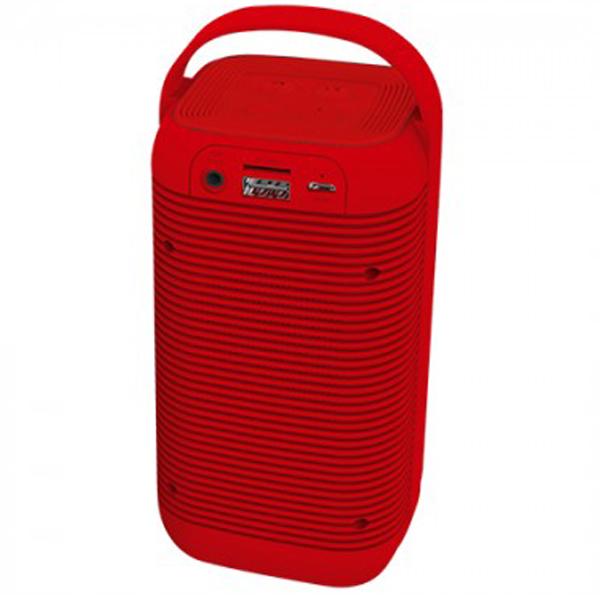 Xwave B Power Tull all Red Bluetooth zvučnik