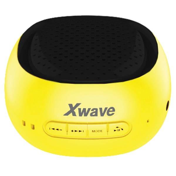 Xwave B COOL yellow/black BT/FM/microSD/USB Bluetooth zvučnik