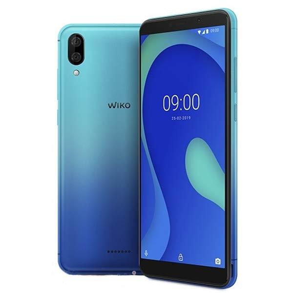 Wiko Y80 Dual SIM Blue
