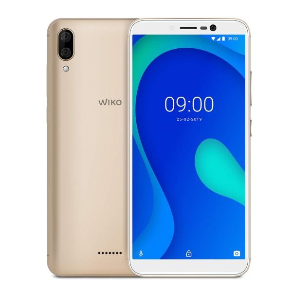 Wiko Y80 Dual SIM Gold