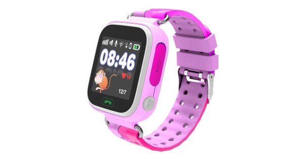 Cordys Smart Kids Watch pink