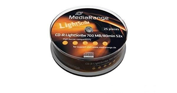 MediaRange CD LightScribe