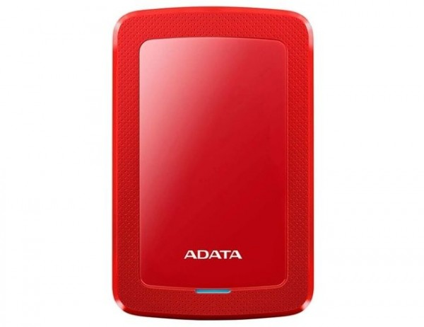 Adata 1TB AHV300-1TU31-CRD USB 3.1 Red