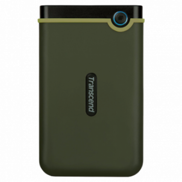Transcend StoreJet 1TB TS1TSJ25M3G USB 3.1 Dark Green