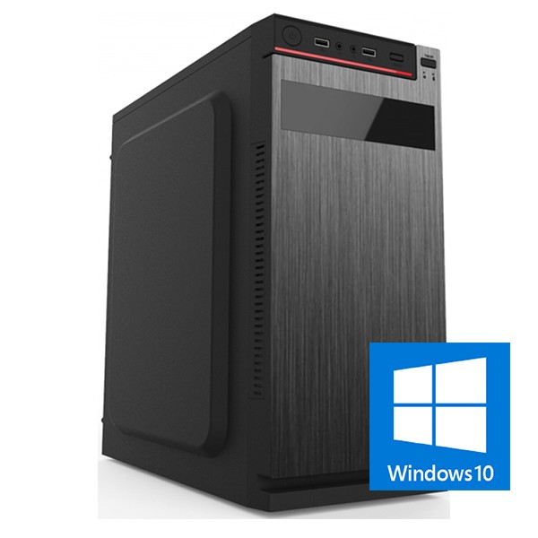 WBP Red i3-9100F/H310/8GB/240GB SSD/GT710/Win 10 Home