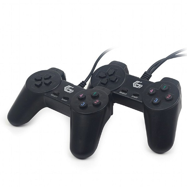 Gembird JPD-UB2-01 2 Gamepads on 1 USB