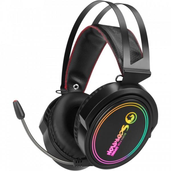Marvo  Scorpion HG9021 Gejmerske Slušalice sa mikrofonom