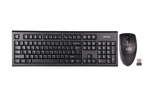 A4 Tech 3100N bežična tastatura i miš