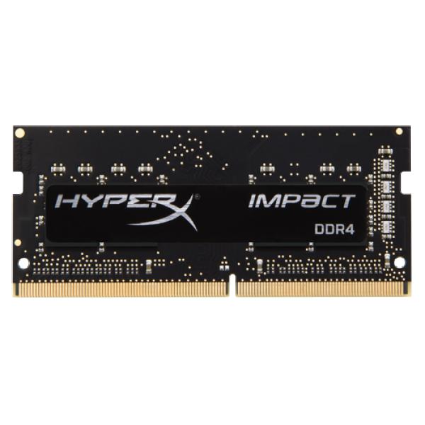 Kingston 8GB DDR4 2666MHz SODIMM HyperX Impac