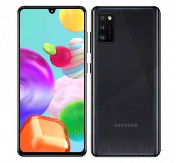 Samsung Galaxy A41 Dual SIM Black