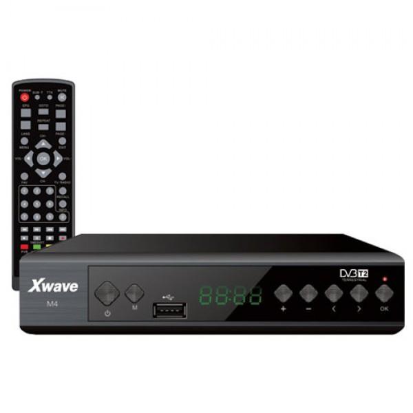 Xwave M4 DVB-T2 set top box
