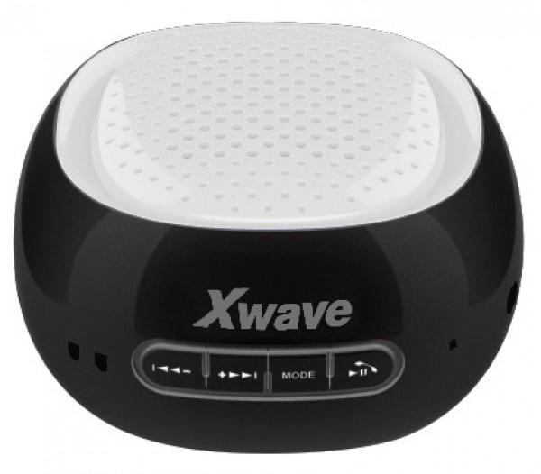 Xwave B COOL black/white BT/FM/microSD/USB Bluetooth zvučnik