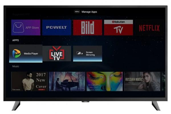 Vivax TV-40S60T2S2SM 40'' Smart T2 Full HD
