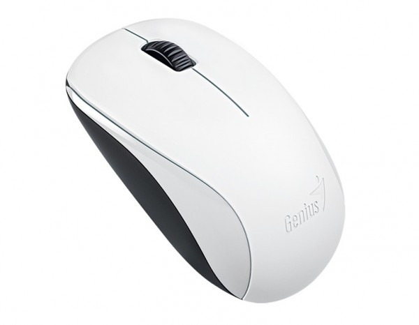 Genius NX-7000 White Wireless Mouse