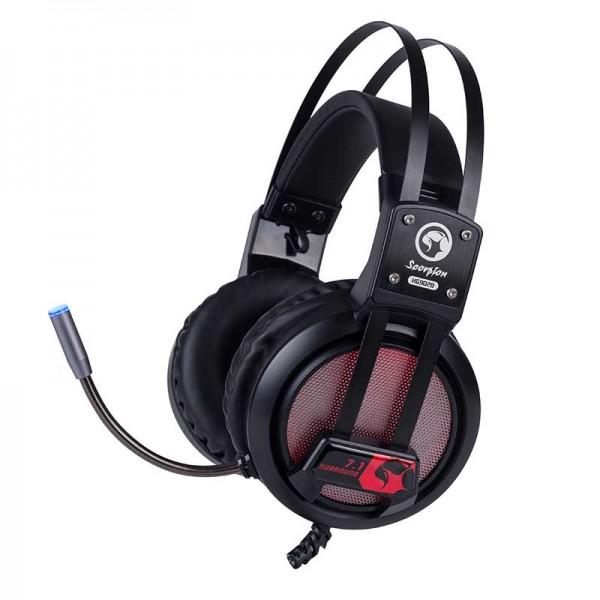 Marvo HG9028 USB 7.1 Gejmerske Slušalice sa mikrofonom