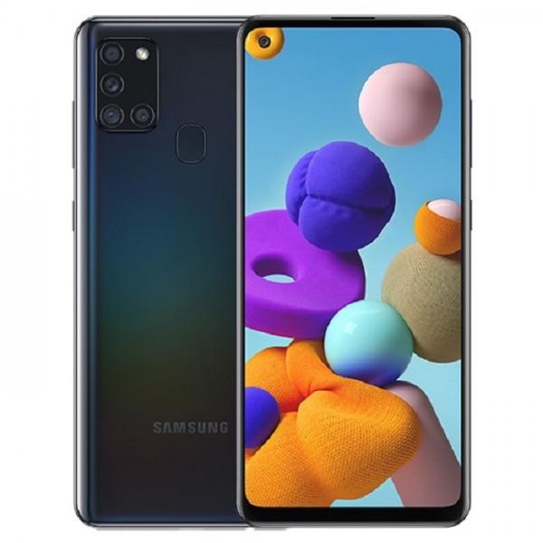 Samsung Galaxy A21s Dual SIM Black 4GB/64GB