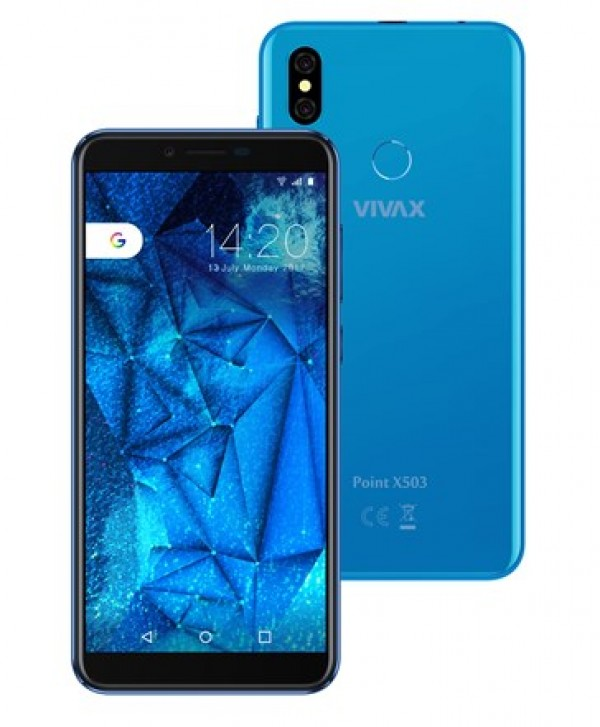 Vivax Point X503 Dual SIM Blue