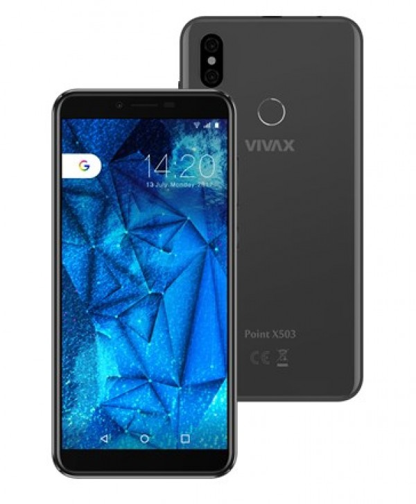 Vivax Point X503 Dual SIM Dark Gray