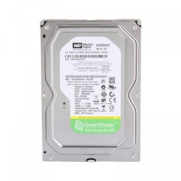 WD 320GB 3.5'' SATA3 8MB Green AV-GP