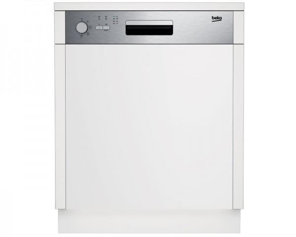 BEKO DSN 04310 X ugradna mašina za pranje sudova