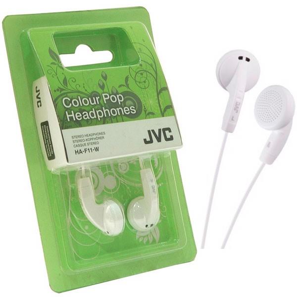 JVC HA-F11-W-E Slušalice White