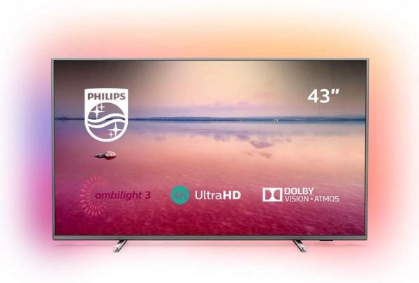 Philips 43PUS6754/12 43'' Smart 4K UltraHD Ambilight
