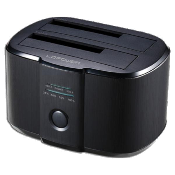 LC Power LC-DOCK-U3-II 2xSSD USB 3.0