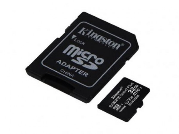 Kingston microSDXC 32GB SDCS2/32GB